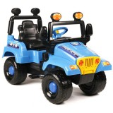 Masinuta Super Plastic Toys Police Speed