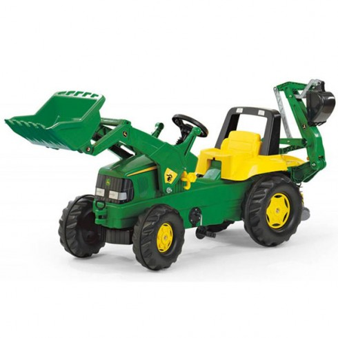Tractor Rolly Toys 811076