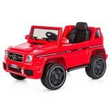 Masinuta electrica Chipolino SUV Mercedes Benz G63 red