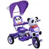 Tricicleta cu copertina Arti Panda 2 violet