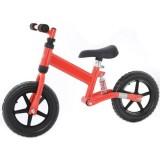 Bicicleta fara pedale Eurobaby Fbb-1 rosie