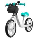 Bicicleta fara pedale Lionelo Arie graphite