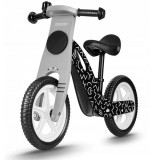 Bicicleta fara pedale Ricokids RC-615 negru gri