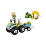 LEGO Friends - Patrula Stefaniei Pentru Protectia Animalelor