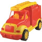 Masinuta Ucar Toys pompieri 43 cm