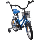 Bicicleta Sun Baby Star BMX 14 albastru