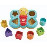 Jucarie cu sortator Fisher Price by Mattel Infant Fluturas {WWWWWproduct_manufacturerWWWWW}ZZZZZ]
