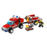 LEGO City - Fire Pick-up Truck