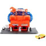 Pista de masini Hot Wheels by Mattel Gorilla Rage Garage Attack cu masinuta {WWWWWproduct_manufacturerWWWWW}ZZZZZ]
