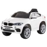 Masinuta electrica Chipolino BMW X6 white cu roti EVA {WWWWWproduct_manufacturerWWWWW}ZZZZZ]