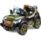 Masinuta electrica Toyz Patrol 2x6V khaki