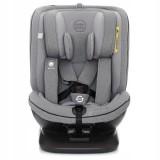 Scaun auto Coto Baby Hevelius cu Isofix Melange Grey
