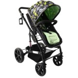 Carucior Moni Pavo new green