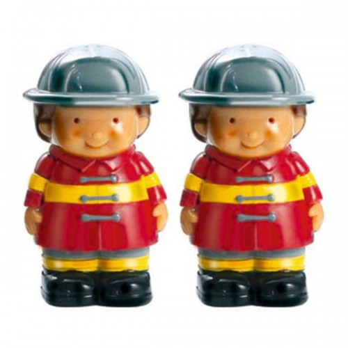 Set Ecoiffier Cazarma pompierilor Abrick