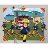 Tapet 3D Walltastic Pompierul Sam