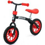 Bicicleta fara pedale Hauck E-Z Rider 10 black red