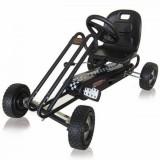 Go Kart Hauck Lightning titan black