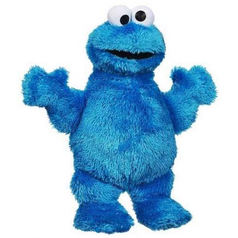 Jucarie de plus Hasbro Cookie Monster