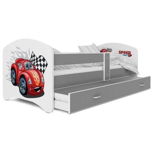 Patut MyKids Lucky 01 Speed Racer 140x80