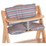 Pernita Hauck Alpha Multi Stripe Grey