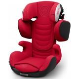 Scaun auto Kiddy Cruiserfix 3 cu sistem Isofix chili red