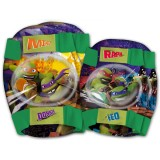 Set cotiere si genunchiere Disney Eurasia Ninja Turtles