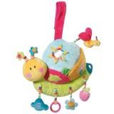 Jucarie muzicala Brevi Soft Toys 153033 Melc