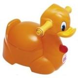 Olita OkBaby Quack portocaliu