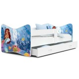Patut MyKids Tomi 64 Little Mermaid 160x80