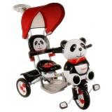 Tricicleta cu copertina Arti Panda 2 rosu