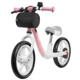 Bicicleta fara pedale Lionelo Arie bubblegum