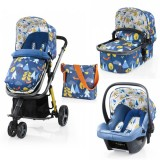 Carucior Cosatto Giggle 3 in 1 fox tale