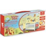 Kit decor Walltastic Winnie The Pooh