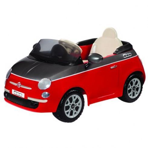 Masinuta Peg Perego Fiat 500 red