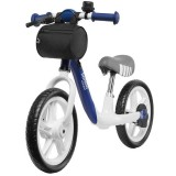 Bicicleta fara pedale Lionelo Arie indygo