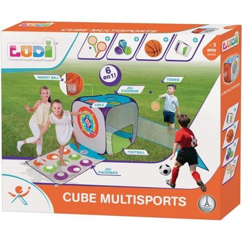 Loc de joaca Ludi cu activitati sportive si jocuri