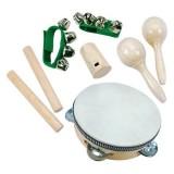 Set instrumente muzicale Bino Mini Orchestra