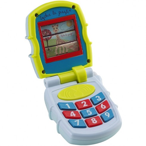 Jucarie Vulli Primul meu telefon muzical mobil