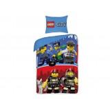 Lenjerie de pat LEGO City (382179) {WWWWWproduct_manufacturerWWWWW}ZZZZZ]