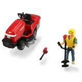 Masina de tuns iarba Dickie Toys Playlife Lawn Mower Set cu figurina si accesorii {WWWWWproduct_manufacturerWWWWW}ZZZZZ]