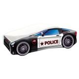 Patut MyKids Race Car 03 Police 140x70