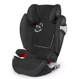 Scaun auto Cybex Solution M Fix happy black cu Isofix