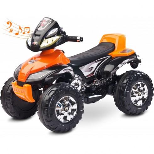 ATV Toyz Quad Cuatro 6V orange