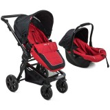 Carucior MyKids BabyGo 2 in 1 red