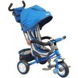 Tricicleta cu copertina Baby Mix Sunny Steps blue
