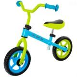 Bicicleta Eurobaby Cool Baby Bike Albastru cu verde