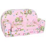 Canapea Bino roz