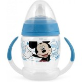 Canita cu maner Lulabi First Sips Mickey