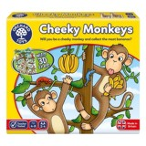 Joc educativ Orchard Toys Cheeky Monkeys
