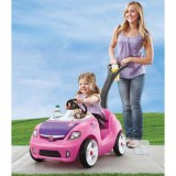 Masinuta de impins Step2 Whisper Ride II pink